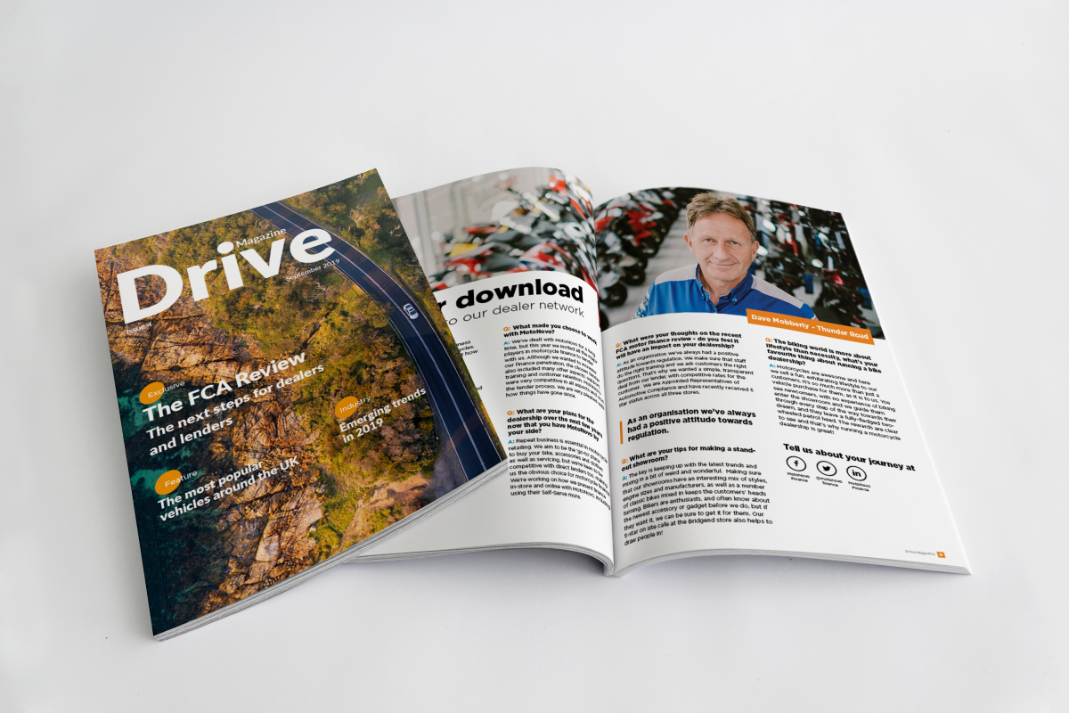 Drive Magazine issue 4
