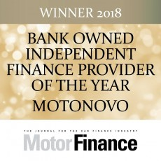 Bank Owned Independent Finance Provider of the Year